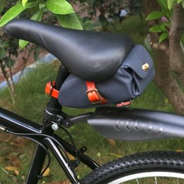 $enCountryForm.capitalKeyWord NZ - Tourbon Vintage Outdoor Bicycle Seat Tail Pouch Saddle Bag Canvas Phone Pouch Bike Case Water Repellent Cycling Accessories