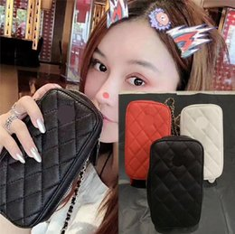 branded laptop bag women NZ - Women Brand Designer Bag Luxury Soft PU Leather Handbag Woman One Shoulder Messenger Bags Fashion Square Plaid Wallet Purse Backpack C52401