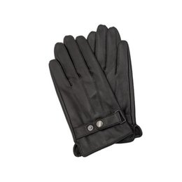 $enCountryForm.capitalKeyWord Australia - Men Fashion Winter Touch Screen Warm Gloves Thread Warm, Adjustable, Synthetic Leather Full Finger Gloves