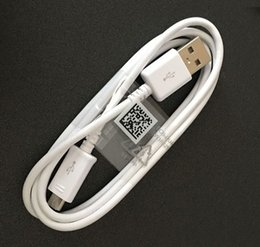 $enCountryForm.capitalKeyWord Canada - Top A+++ Quality 3FT 1M White S4 Micro USB Sync Data Charger Cable for V8 Samsung Galaxy S3 S6 S7 Huawei HTC Android Mobile Smart Phone