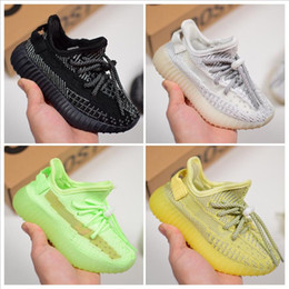 $enCountryForm.capitalKeyWord NZ - Cheap Baby Kids Kanye West 35 Children Athletic Shoes Boys Running Shoes Girls Casual Shoes Baby Training Sneakers Size 28-35
