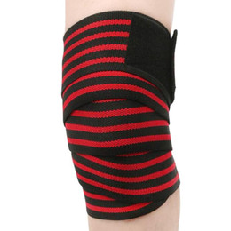 Support Strap Australia - Elastic Fitness Running Bandage Tape Sport Knee Support Strap Pads Protector Band Sports Compression Pad