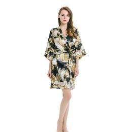 7ef990a53 Mulheres Sexy Silk Luxo Vestir Lace Lingerie Cinto de Banho Robe Nightwear  vestido de noite sleepwear camisola lingerie femme E0005
