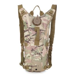Waterproof army bags online shopping - Outdoor Waterproof Sport Backpack Foldable Backpack Rucksack Hiking Travel Bag Army Tactical Bag Camping Hiking Pack LLA56