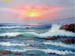 $enCountryForm.capitalKeyWord Australia - 40x50cmcanvas sea landscape sunny paintings for living room home decoration drawing by numbers Wall painting gift