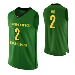 974730a57f7 Louis King Youth Oregon Ducks White Will Richardson Green Will Johnson Stitched  Custom College Basketball Jersey