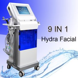 Discount diamond peel facial - Skin Care Hydro Facial Machine hydra facial diamond dermabrasion deep cleaning oxygen aqua jet peel beauty equipment