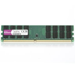 ddr2 ram pc2 NZ - Cheap RAMs Kllisre ram ddr2 4GB 800MHz PC2-6400U Memory 240 pins non-ECC 1.5v desktop dimm RAMs