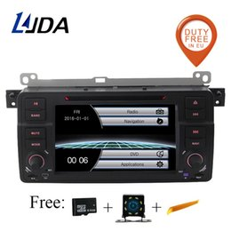 Gps Rover NZ - LJDA 1 DIN 7 Inch Car DVD Player for BMW E46 3 Series 318 320 325 M3 Rover 75 MG ZT Bluetooth 1080P GPS Navigation Radio Audio