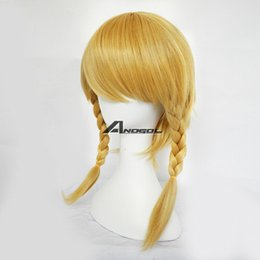 $enCountryForm.capitalKeyWord Australia - Details about The Legend of Zelda Link Cosplay Wig Blonde Braids Long Women Hair Costume New