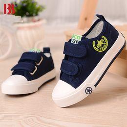 $enCountryForm.capitalKeyWord Australia - kid strap trainers baby girls shoes designer fashion boy canvas shoes for kids student sneaker toddler little kids