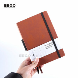 $enCountryForm.capitalKeyWord Australia - New Simple Design A5 Pu Leather Cover Notebook for Daily Schedule Memo Luxury School office supplies Creative gifts Journal Stationery