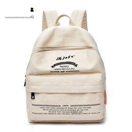 $enCountryForm.capitalKeyWord NZ - good quality Women Backpack Casual Female Bag Solid Beige Simple Style Girls School Backpack Women Zipper Trip Backpacks 1408