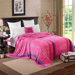 781966a5c8 High Quality Adult Coral Blanket For Bed Winter Sheet Warm Soft Sleep Quilt  Comfortable Christmas Rug Fleece Household 230 250CM