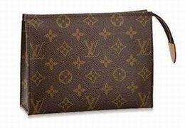 Medium Zipper Wallets Australia - Medium M47544 Cosmetic bag LONG CHAIN WALLETS KEY CARD HOLDERS PURSE CLUTCHES EVENING