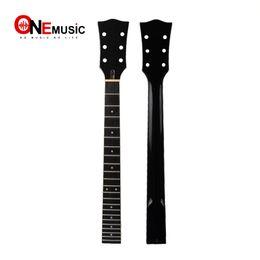 $enCountryForm.capitalKeyWord UK - Guitar Neck Electric Guitar Neck Maple Rosewood 22 Fret Black Fits LP Guitar.