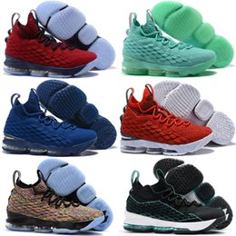 Colour Shoe Cream Australia - 2019 New Playoffs 15 XV EP South Coast 22 Colour Mens Games Outdoor Shoes High Quality 15s Casual Designer Sports Sneakers Size 7-12