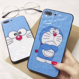 $enCountryForm.capitalKeyWord Australia - Cute Cartoon Robot Cat Doll Soft Phone Case For Redmi Note 3 4 4x 5 6 Pro Doraemon Stands Lanyard Back Cover Shell