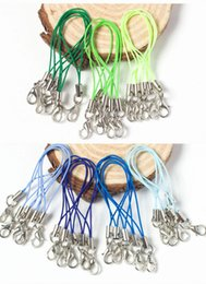$enCountryForm.capitalKeyWord Australia - Cell Phone Lanyard Cords Strap Lariat Mobile Lobster Clasp Mp3 Mp4 USB Phone Ring Rope more colors