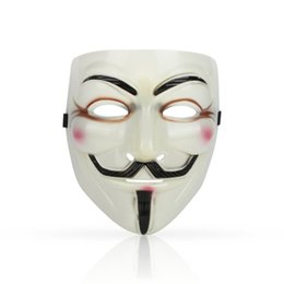 $enCountryForm.capitalKeyWord UK - Party Masks V for Vendetta Mask Anonymous Guy Fawkes Fancy Dress Adult Costume Accessory Party Cosplay Masks