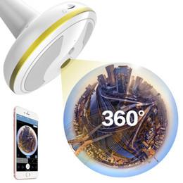 $enCountryForm.capitalKeyWord Australia - 360 degree wireless wifi smart infrared night vision white light panoramic HD camera mobile remote anti-theft monitoring