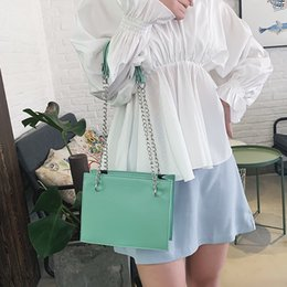 $enCountryForm.capitalKeyWord UK - OCARDIAN Handbag Fashion Women Girl Scarf Wild Mini Square Handbag One-Shoulder Female New Elegant Shoulder Bag Dropship May8