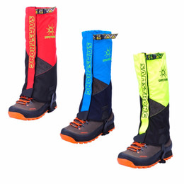 $enCountryForm.capitalKeyWord NZ - SAMSTRONG 1 Pair Mountain Waterproof Outdoor Snow Legging Gaiters Hiking Climbing Hunting Trekking
