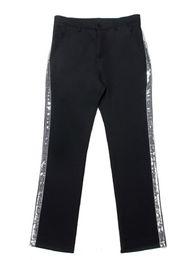 $enCountryForm.capitalKeyWord Australia - Custom Made Michael Jackson Cosplay Billie Jean Pant Sliver Straight Casual Stripe Pant Costume Accessories MJ Pants 3