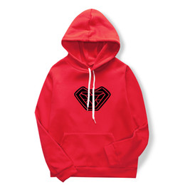 $enCountryForm.capitalKeyWord UK - 2019 new men's print hoodies street popular logo hip-hop men's hoodies and sweatshirts red, black, grey, pink, white