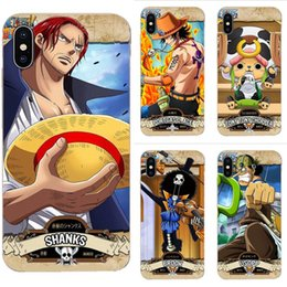 coolest cases for iphone 5s Australia - Custom One Piece Luffy And Partner Soft Cool Best For Xiaomi Mi3 Mi4 Mi4C Mi4i Mi5 Mi 5S 5X 6 6X 8 SE Pro Lite A1 Max Mix 2 Note 3 4