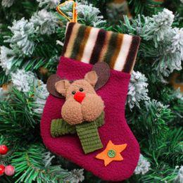 $enCountryForm.capitalKeyWord Australia - New Year Candy Bag Stocking Hanging Christmas Tree Decoration Christmas Ornament Mini Christams Stockings
