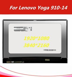$enCountryForm.capitalKeyWord Australia - 14'' Lcd Touch Screen Assembly Replacement for 2 IN 1 Ultrabook For Lenovo Yoga 910-14 Yoga 5 PRO