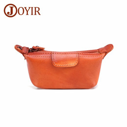 $enCountryForm.capitalKeyWord Australia - New Women Genuine Leather Coin purses wallets Female Change Card Holder Small Zipper Women's Bag pack wholesale Factory Best Free shipping