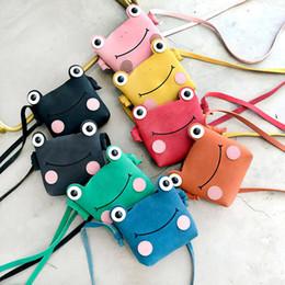 Baby Stars Crochet NZ - Cheap Cute animal Children Handbag Girls Bags Fashion Baby Leather Shoulder Bag Vintage Candy Coin Purse Toddler Bags
