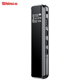 $enCountryForm.capitalKeyWord NZ - Shinco V13 Multi-function Voice Recorder Professional Digital Audio Voice Activated Recorder Microphone Mini Dictaphone