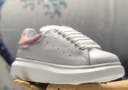 761a6933e3b high top most comfortable footwear d g 1111sneakers mc casual superstar red  bottom shoes real cow leather back lace up Casual coolAAA