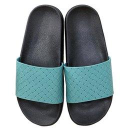 $enCountryForm.capitalKeyWord Australia - 2019 Luxury Designer Womens Shoes Flat Student Vintage Style Designer Sandals Plastic Imitation Ribbon Slippers Men and Women Size 36-40