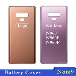 $enCountryForm.capitalKeyWord NZ - For Samsung Galaxy Note 9 N960 N960F Back Battery Cover Door Rear Housing Case Replacement note9