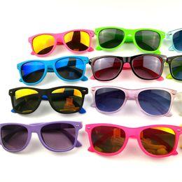 Kids polaroid glasses online shopping - Free DHL Shipping classic plastic sunglasses retro vintage square sun glasses for women men adults kids children sports beach sunglasses