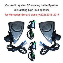 $enCountryForm.capitalKeyWord NZ - Car Audio system 3D rotating treble Speaker 3D rotating high loud speaker for Mercedes-Benz S class (w222) 2016-2017