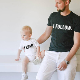 $enCountryForm.capitalKeyWord Australia - Mother With Daughter Tops Letter Printing O-Neck Short Sleeve T-Shirt Family Matching Outfit Casual Active Tops Large Size Clothing XXXL