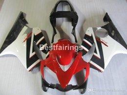 $enCountryForm.capitalKeyWord Australia - Injection mold hot sale fairing kit for Honda CBR600 F4i 01 02 03 white red black fairings CBR600F4i 2001 2002 2003 HW27