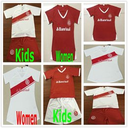$enCountryForm.capitalKeyWord NZ - 2019 2020 Brasil Club Brasil ClubInternacional RS Soccer Jerseys NICOLOPEZ POTTKER GUERRERO Custom Home Away Red White Women Kids kit Youth