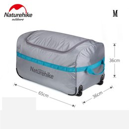 Equipment Storage Boxes Australia - NH Pulley Collapsible Storage Bag Waterproof Outdoor Travel Li Box Swimming Camping Equipment Large Portable Swimming Bags #842756