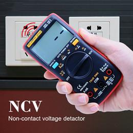 $enCountryForm.capitalKeyWord Australia - Freeshipping ZT111 Mini Digital Multimeter Pocket 9999 Counts Ohm AC DC Voltage Ammeter Current Meter with Temperature NCV Measurement