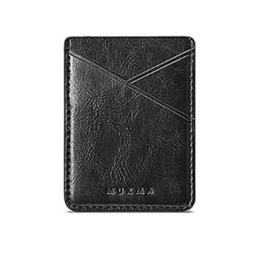 $enCountryForm.capitalKeyWord NZ - Leather Card Holder Pocket Bag Mini Mobile Phone Case Credit Id Card Holders Fashion For Women Men Male Change Coin Purse Bags
