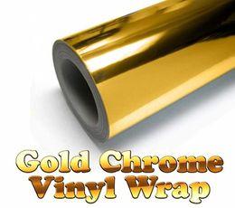 $enCountryForm.capitalKeyWord NZ - High Quality 30CMx152CM 12x60 inch DIY Car Silver Chrome Vinyl Wrap Film Sticker Decal for Vehicle Auto Motorcycle Stickers