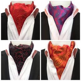 $enCountryForm.capitalKeyWord Australia - Polyester Cravat Suit Scarves Neck Ties Business Men Jacquard Gentleman Fashion Formal Colors Mix 13rf F1