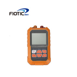 fiber network Australia - Ftth 3-in-1 handheld Fiber mini Optical Power Meter -70+3 dBm Laser source Visual Fau 5MW 5KM Network Cable Test free shipping