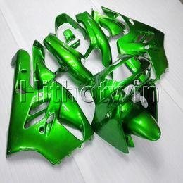 $enCountryForm.capitalKeyWord Australia - 23colors+Gifts green Body Kit motorcycle cowl for Kawasaki ZX9R 1994 1995 1996 1997 ABS Plastic motor Fairing